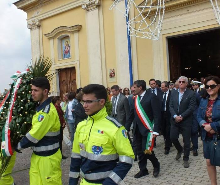 25 Aprile 1945 - 25 Aprile 2014 - Foto Anniversario della Liberazione - San Felice a Cancello e frazione San Marco Trotti